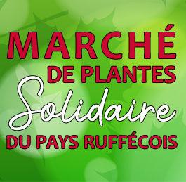 Marché de plantes Solidaire